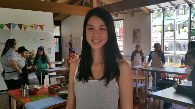 Why do you volunteer at Holiday Camp Emily Phan?